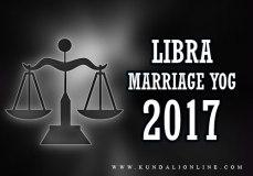 Libra Marriage Horoscope 2017