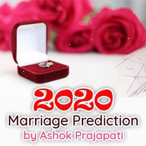 2020 Marriage Prediction