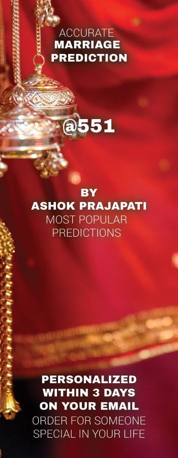 Kundali Reading for Marriage by Ashok Prajapati