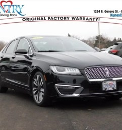 2017 lincoln mkz reserve in midwest il kunes country auto group main [ 1200 x 900 Pixel ]