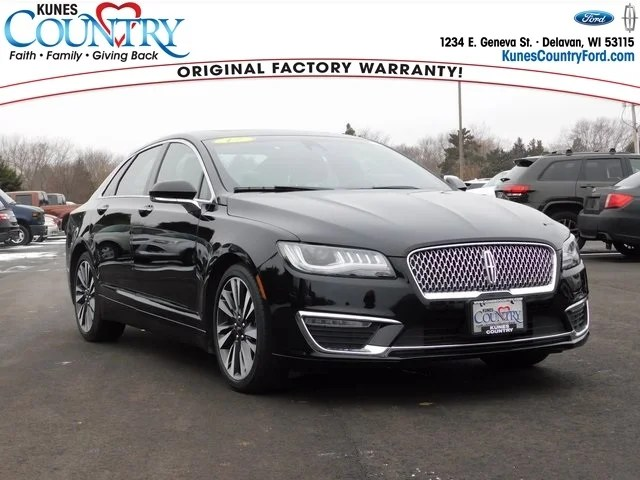 medium resolution of 2017 lincoln mkz reserve in midwest il kunes country auto group main