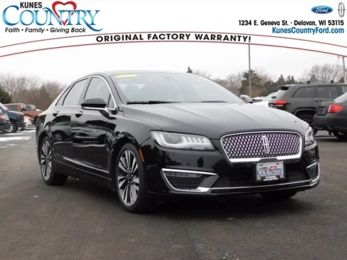 small resolution of 2017 lincoln mkz reserve in midwest il kunes country auto group main