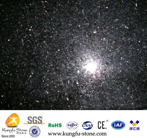 is black galaxy granite very expensive
