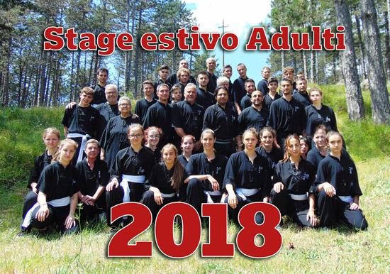 Stage Estivo Adulti 2018