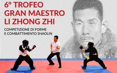 6° Trofeo Gran Maestro Li Zhong Zhi 2019
