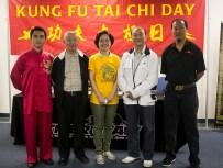 L-R: Zou Yunjian, Wu Bin, Gigi Oh, Wang Peikun and Gene Ching