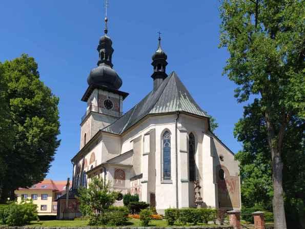 Farní kostel sv. Kunhuty
