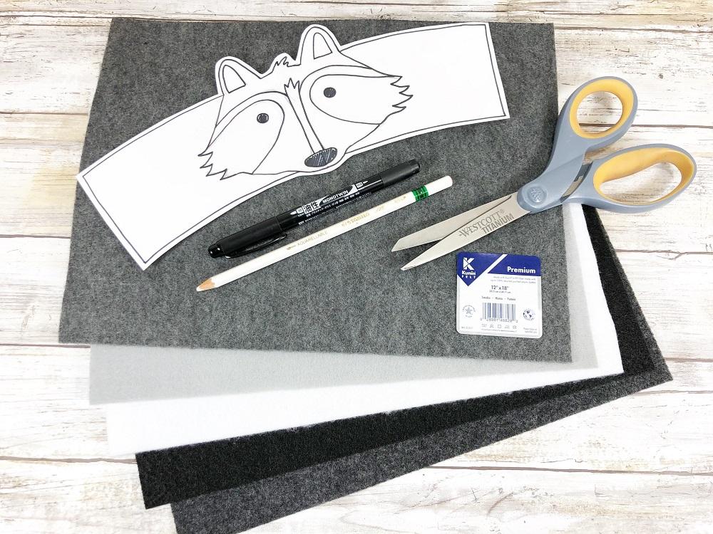 Raccoon Supplies