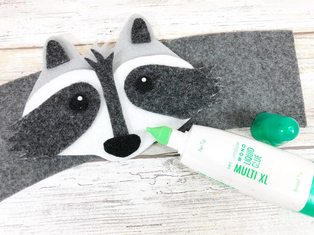 Raccoon Composure