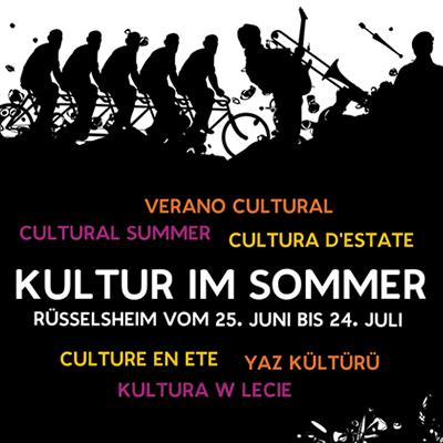 Kultur im Sommer 2011