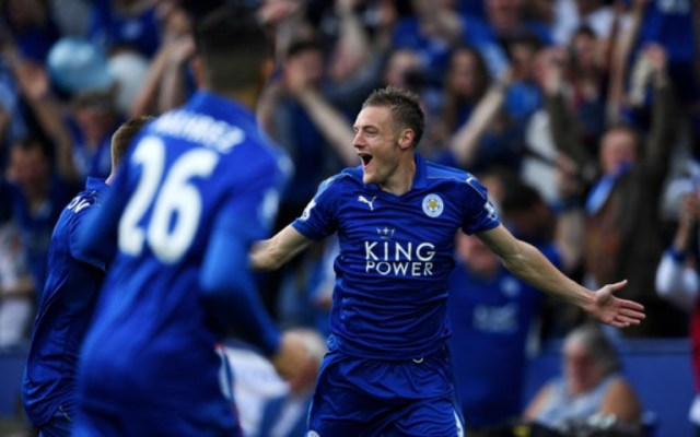 Leicester+City+v+Everton+Premier+League+eXeUbEO1FKLl