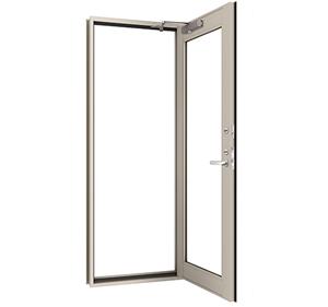 ประตู tostem บานเปิด