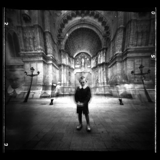 """""""Ghosts of"""", Frank Machalowski, Kunst aus Leipzig"""