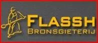 logo van Flassh bronsgieterij