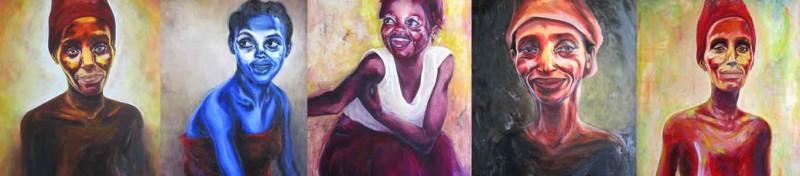 Header schilderijen Anne Nunes