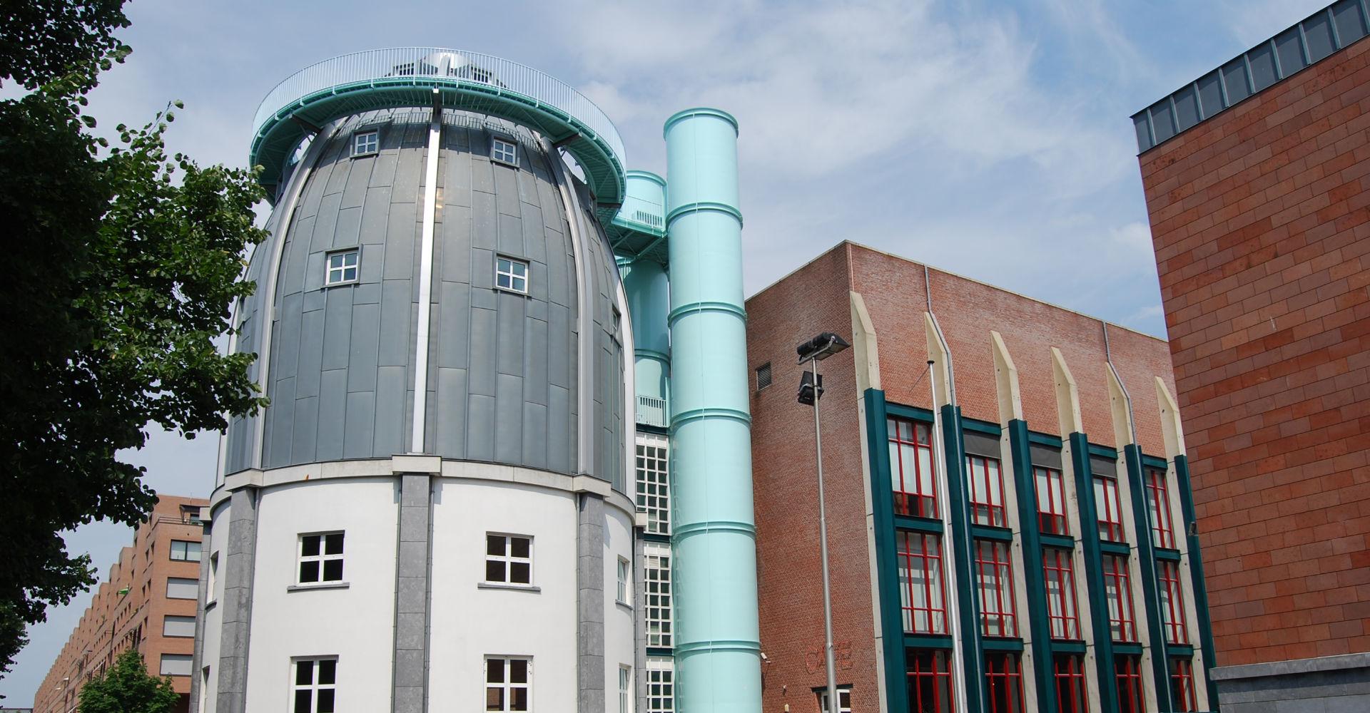 Bonnefantenmuseum door Jim Forest, gebruikt onder een Creative Commons BY licentie