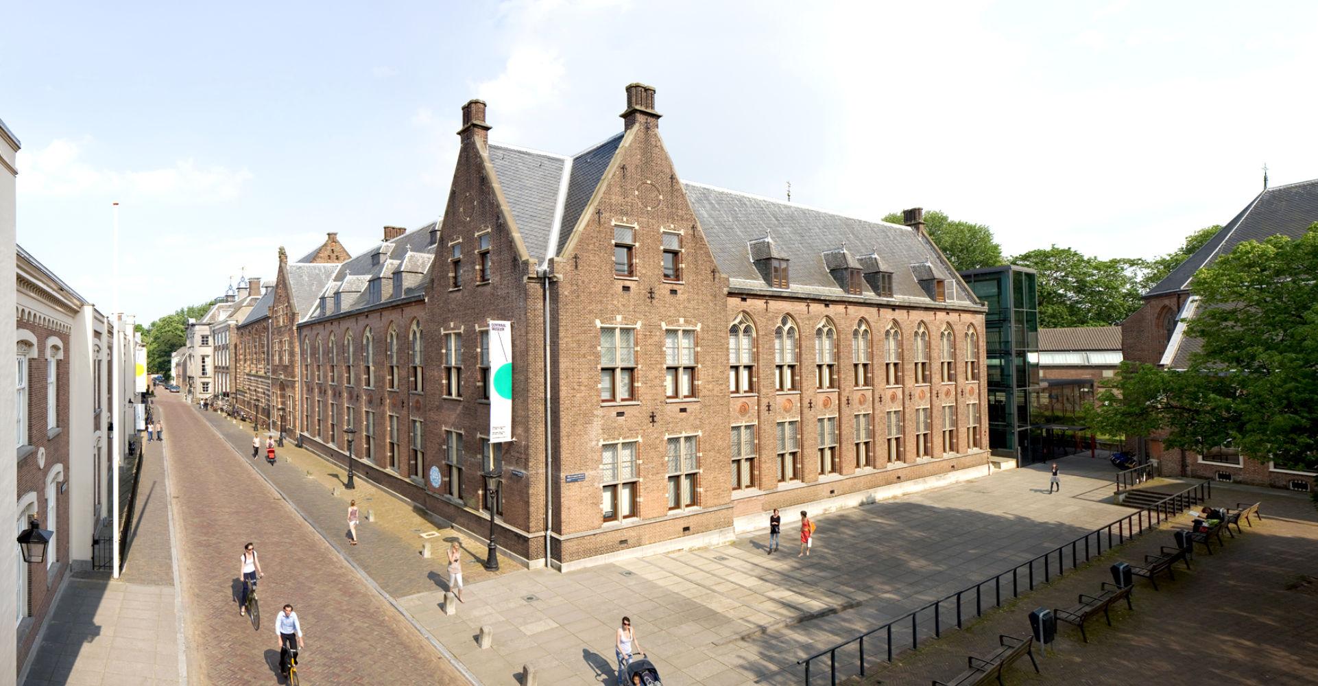 Exterieur_Centraal_Museum door Vincent Zedelius
