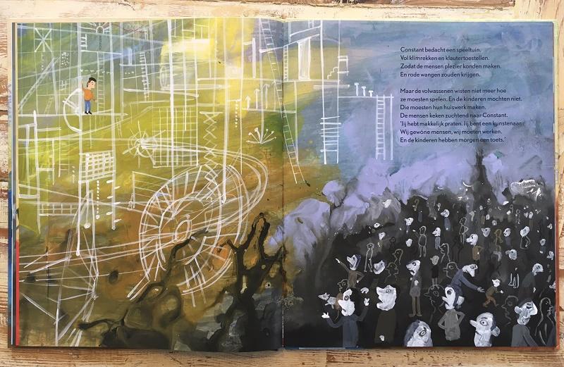 De allerleukste kinderkunstboeken kunstfanaatjes