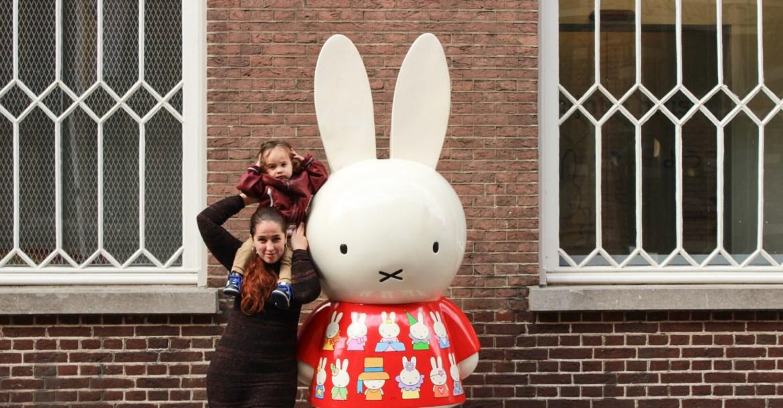 Kleurplaten Nijntje Kunstenaar.Het Nijntje Museum Een Speelparadijs Voor Kinderen Kunstfanaatjes