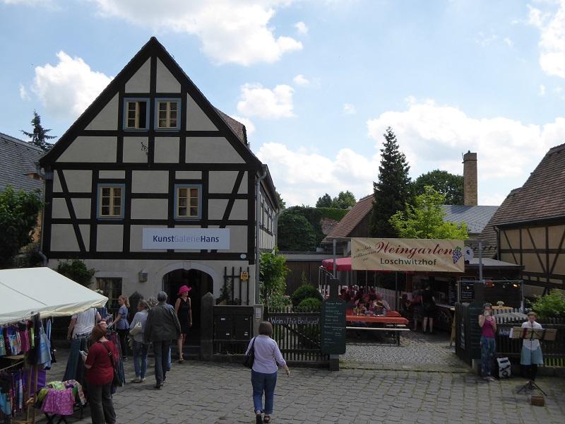 KunstGalerieHans zum Elbhangfest