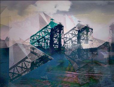 Thomas Went - BlauesWunder III (2005) KunstGalerieHans