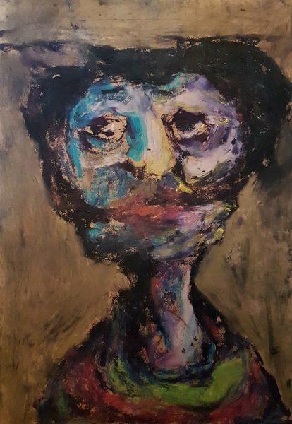 Ammar Assali - Malerei, o. T.