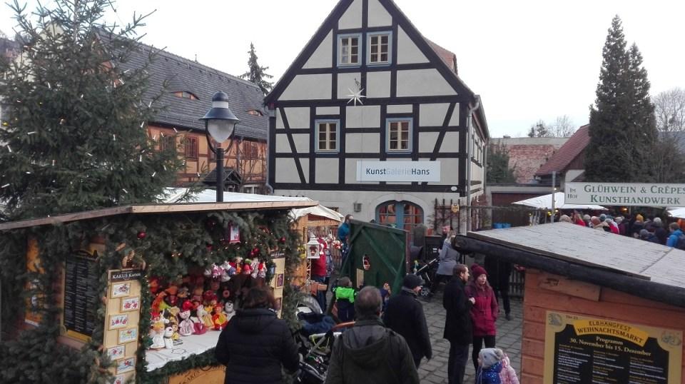 KunstGalerieHans - Loschwitzer Weihnachtsmarkt 2019