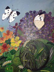 Els Visser, Relaties als je vlinders wilt, moet je de rupsen voor lief nemen
