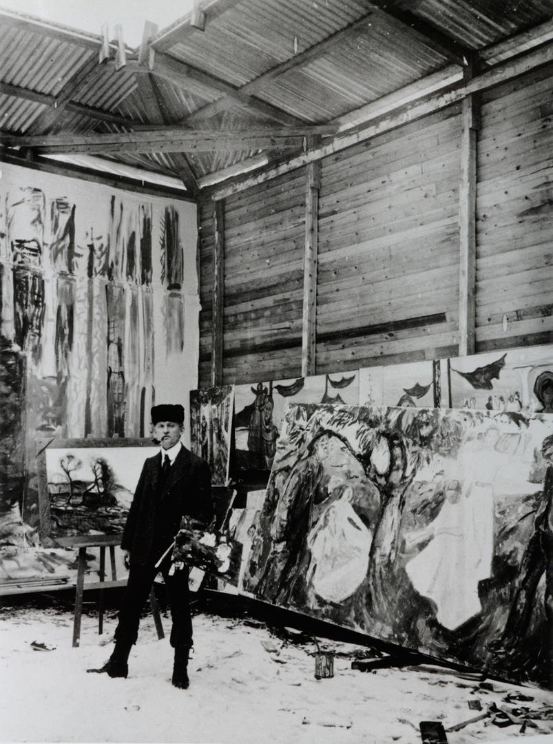Edvard Munch  Kunsthal