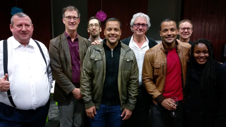 """We verwelkomen 3 gasten uit Brazilië op ons concert """"The Final Chapter"""" door het Flanders Recorder Quartet"""