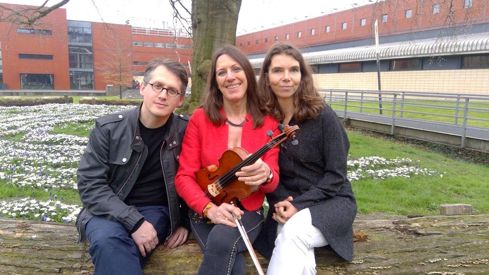 CONCERT door Fontys Trio voor KUNST IN DE STAD VRIJDAG 19 OKTOBER 2018