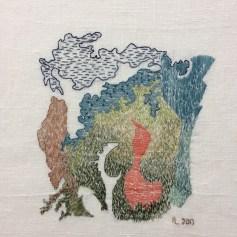 Elf stone VI by Ingrid Larssen
