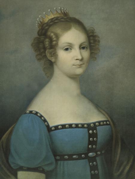 Gerhard von Kügelgen - Königin Luise von Preußen