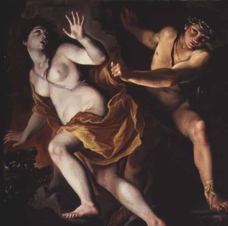 Orpheus heeft meer weg van een bodybuilder