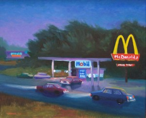 McDonalds, by James Howard Kunstler