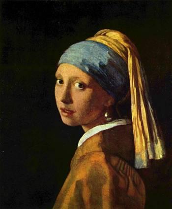 Das Mädchen mit dem Perlenohrring