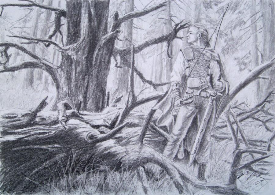 Der Spher  Kmpfer Schwert Bogenschtze Kundschafter