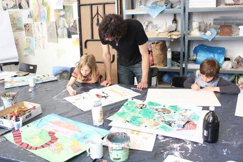 Galerie Kindermalschule