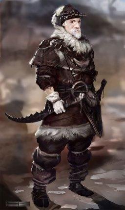 mercenary - claudio pilia