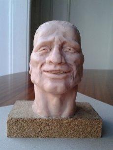 Sculpting Expressions - Irina