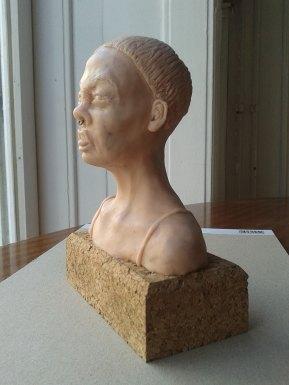 Sculpting Expressions - Ksenia
