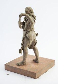 Modell von Dennis Zarnowskis Mitarbeiter Martin Hiller
