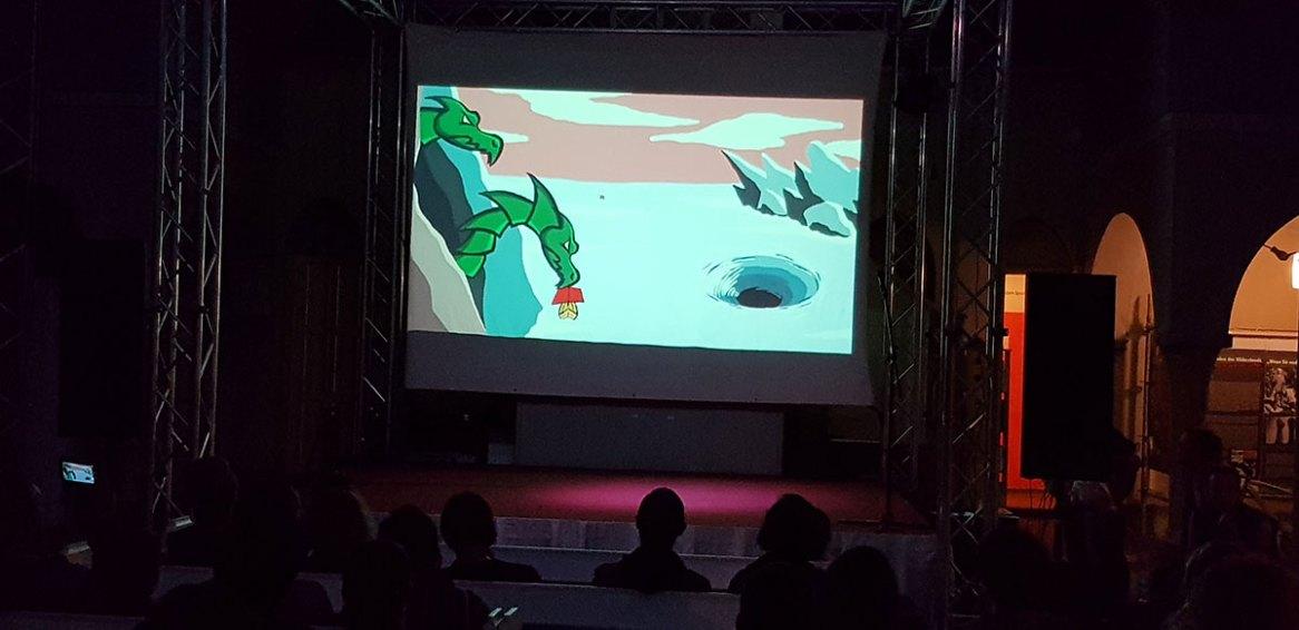 Animation Sommersemester 2018