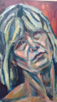 Autoportrait von Irina Kirschke