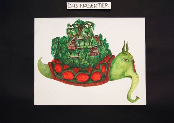Nasentier