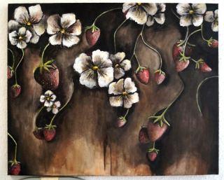 Sommer ist Erdbeerzeit