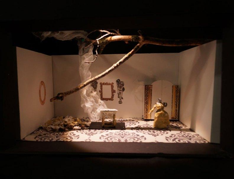 Bühnenbild im Kleinformat