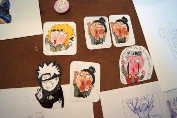 Naruto-Sticker