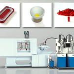 Elmet präsentiert seine Dosier- und Werkzeugtechnologie für die Verarbeitung von Flüssigsilikonkautschuk auf dem eigenen Stand. | Foto: Elmet