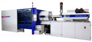 Hochdynamisches Spritzaggregat der EcoPower Xpress. | Foto: Wittmann Battenfeld